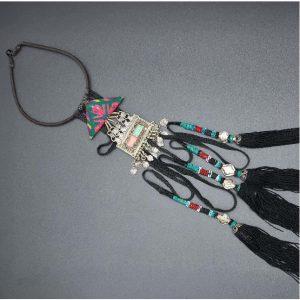 Bijoux d'Asie Centrale