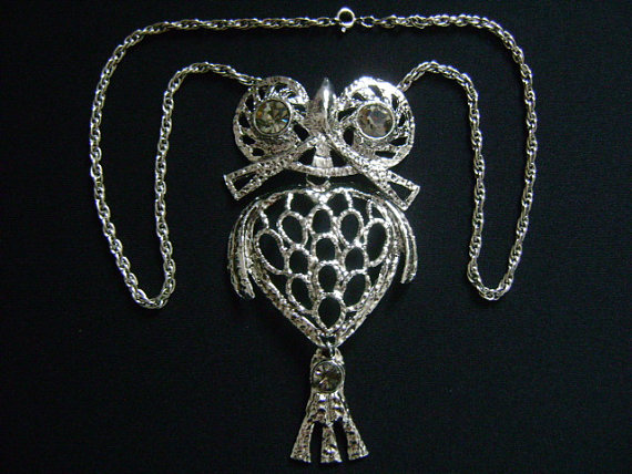 Bijoux vintage collection animal totem