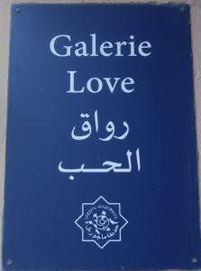 Galerie Love Yves Saint-Laurent