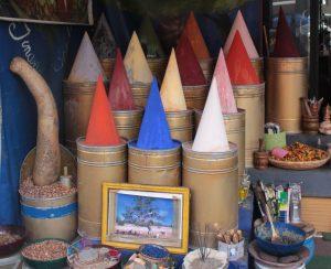 Le chromatisme marocain